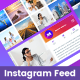 Instagram Feed For Elementor - CodeCanyon Item for Sale