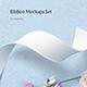 Ribbon Mockups Set - GraphicRiver Item for Sale