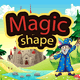 Magic Shape - HTML5 Game (capx) - CodeCanyon Item for Sale