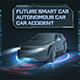 Futuristic HUD Car Service - GraphicRiver Item for Sale