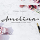 Amelina Font Duo - GraphicRiver Item for Sale