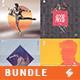 Music Album Cover Artwork Templates Bundle 32 - GraphicRiver Item for Sale
