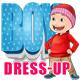 Boy dress up - CodeCanyon Item for Sale