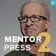 MentorPress - Life Coach & Advisor WordPress theme - ThemeForest Item for Sale