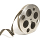 Big 16 mm monochrome film reel - GraphicRiver Item for Sale