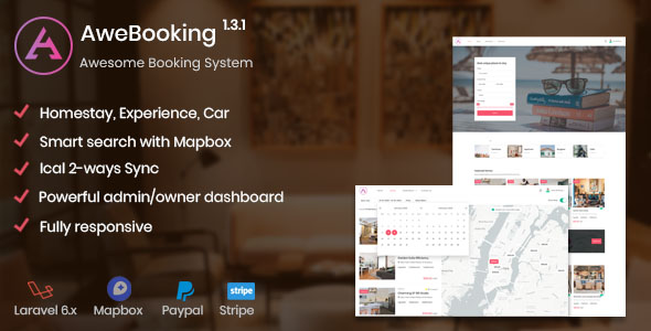 AweBooking - Awesome Booking System Download