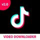 TikTok Video Downloader Without Watermark & Music Extractor - CodeCanyon Item for Sale