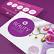 Beauty Club Cards - GraphicRiver Item for Sale