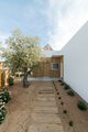 Garden in modern villa with pool and deck - PhotoDune Item for Sale