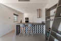 Kitchen balcony in modern villa with pool and deck - PhotoDune Item for Sale
