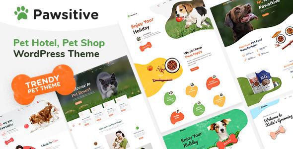 Pawsitive Pet Care & Pet Shop