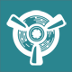 Glitch Reveal Logo