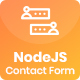 NodeJS Contact Form with Sequelize - CodeCanyon Item for Sale