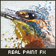 Animated Real Paint FX - Photoshop Add-On - GraphicRiver Item for Sale