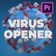 Coronavirus Opener for Premiere Pro
