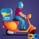 Home Delivery - GraphicRiver Item for Sale