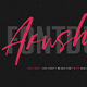 Arusher Brush Font Duo Svg Script Sans Vector Type - GraphicRiver Item for Sale