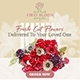 Flower Shop Web Banner Ads - GraphicRiver Item for Sale