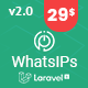 WhatsIPs | IP Address Lookup PHP Script - CodeCanyon Item for Sale
