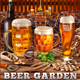 Beer Garden Flyer Template - GraphicRiver Item for Sale