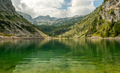 Krn lake reflections on a summer day - PhotoDune Item for Sale