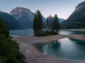 Summer by a beautiful lake in the Alps. - PhotoDune Item for Sale
