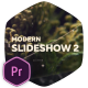 Modern Slideshow 2 For Premiere Pro