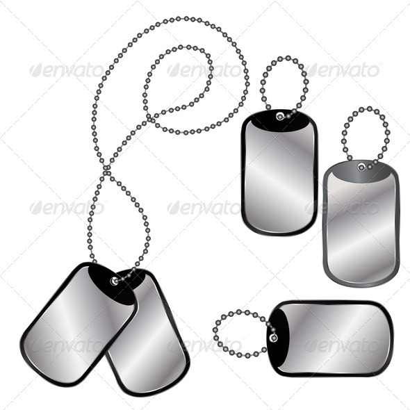 Different dog tags