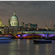 London, St Paul's Cathedral, Stormy Sky - VideoHive Item for Sale