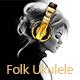 Ukulele Folk Happy Music