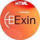 Bexin - Sass App Landing HTML5 Template - ThemeForest Item for Sale