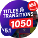 FCPX Titles & Transitions - VideoHive Item for Sale