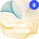 Twisted Particles Photoshop Brushes - GraphicRiver Item for Sale