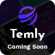 Temly | Creative Coming Soon HTML Template - ThemeForest Item for Sale