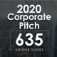 2020 Corporate Pitch Powerpoint Templates Bundle - GraphicRiver Item for Sale