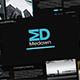 Medown - Keynote Template - GraphicRiver Item for Sale