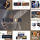 Minor - Keynote Template - GraphicRiver Item for Sale