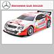 Mercedes CLK DTM RACER - 3DOcean Item for Sale
