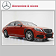 Mercedes S class - 3DOcean Item for Sale