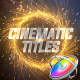Cinematic Trailer Titles - Apple Motion - VideoHive Item for Sale