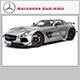 Mercedes SLS AMG - 3DOcean Item for Sale