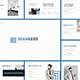 Seamless - Google Slides Template - GraphicRiver Item for Sale