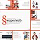 Supersub - Google Slides Template - GraphicRiver Item for Sale