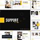 Support - Google Slides Template - GraphicRiver Item for Sale