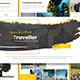 Traveler - Google Slides Template - GraphicRiver Item for Sale