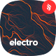 Electro - Particle Fields Background Set - GraphicRiver Item for Sale