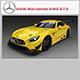 2016_Mercedes_AMG_GT3 - 3DOcean Item for Sale