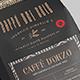 Premium Coffee Shop Branding Template - GraphicRiver Item for Sale