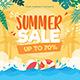 Summer Sale Flyer - GraphicRiver Item for Sale