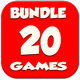 Casual 20 games - Bundle 1 - CodeCanyon Item for Sale
